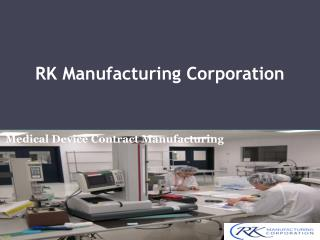 Find the Best Medical Manufacturing Companies