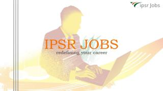Ipsr jobs | The Complete Job Portal