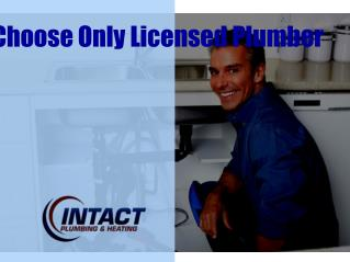 3 reasons to choose only licensed plumber