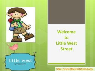 Online Baby Store - Little West Street
