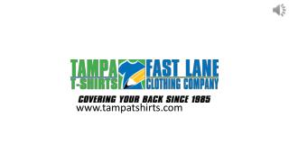 Custom Screen Printing | Corporate Uniform Supplier Tampa