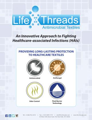 An Innovative Approach to Fighting Healthcare-associated Infections (HAIs)