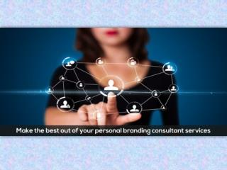 Make the best out of your personal branding consultant services - ICBI