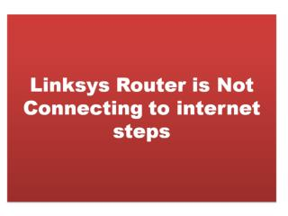 Linksys Router Technical Support Phone number