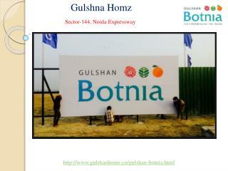 Gulshan Botnia: Ongoing Project