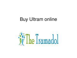 Buy ultram online