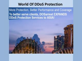 DDoS Protection Gets Best Of Its GRE DDoS Protection