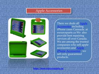 apple accessories | apple accessories Canada | apple iphone accessories