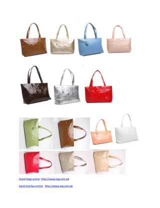 Buy Latest Ladies Hand Bags