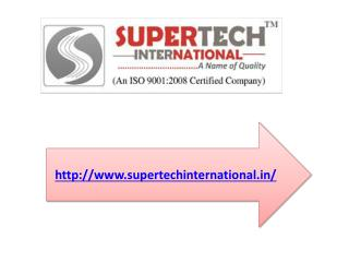 Cement Plant Manufacturers of Supertech International