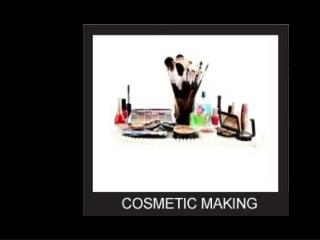 Best Herbal Cosmetic Making Classes Institute in Delhi - Soapandcosmeticclasses.com