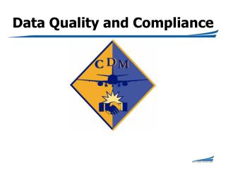 Data Quality and Compliance