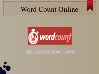 Essential Online Tools for Writers and Publishers – Word Count Online