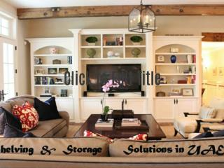 Mobile shelving & storage services in uae