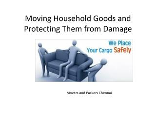 How to hire a packers and movers in chennai for best relocation services