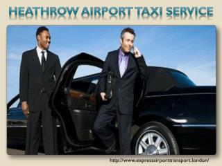 Cheap Heathrow Airport Taxi Transfer Service Provider