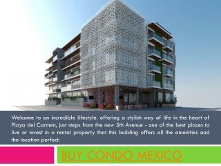Buy Condo Mexico