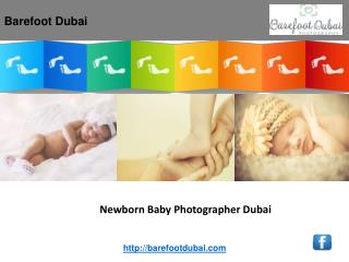 Dubai Newborn Photography
