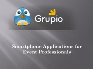 Grupio-mobile app development company