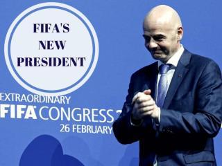 FIFA's new president