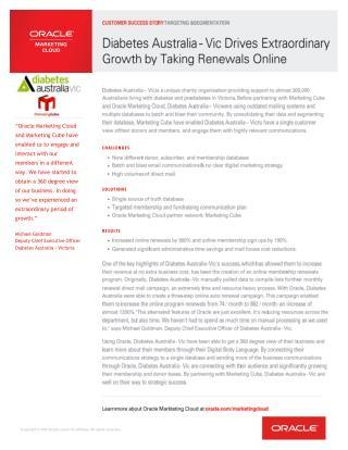 Australia Customer Success Oracle