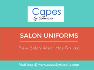 Stylist Salon Wear and Uniforms For Salon