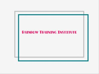 Rainbow Training Institute
