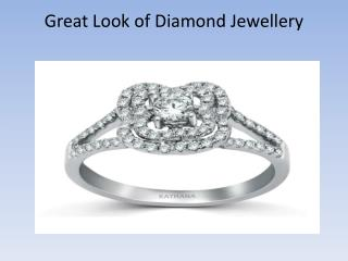 Diamond Jewellery Shaking minds