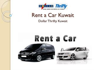 Rent a car - DollarthriftyKw