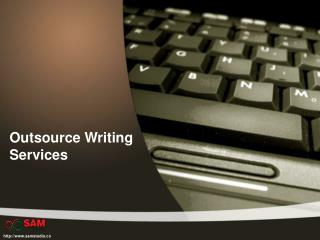 Outsource writing services professional content writing services