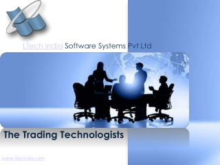 The Trading Technologists - LTech India