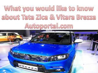 Maruti Suzuki Vitara Brezza Price in India, Specs, Photos, Mileage