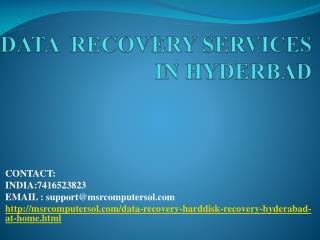 hard disk data recovery in hyderabad at doorstep| hard drive data recovery Services in hyderabad at doorstep