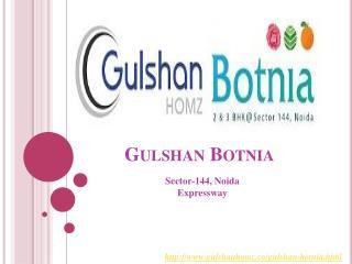 Gulshan Botnia Noida Expressway Project