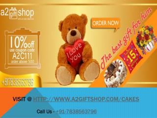 A2gift Shop'Online Cakes Delivery in India