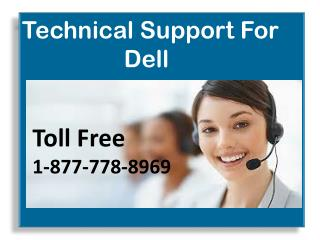 Call 1-877-778-8969|Dell Tech Support- resolit.us
