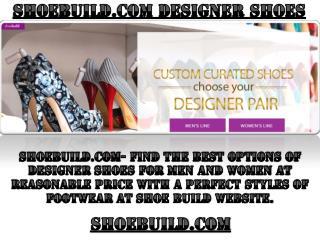 Shoebuild | Shoebuild.com
