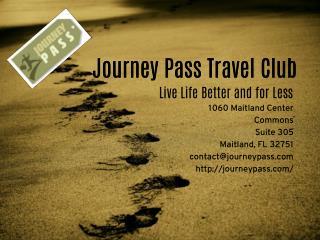 Journeypass Travel Discounts