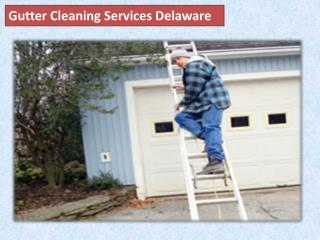 Gutter Cleaning Services Delaware