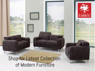 Shop for Latest Collection of Modern Furniture