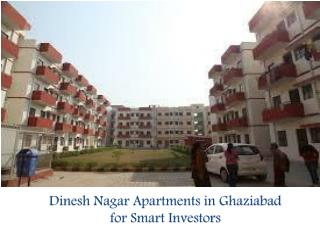 Dinesh Nagar Apartments in Ghaziabad for Smart Investors
