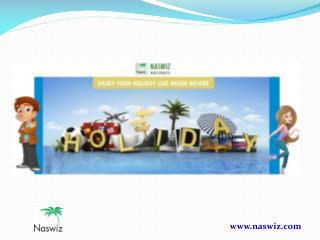 Naswiz Holidays Reviews and Complaints - Why choose Naswiz Holidays?