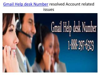 Gmail Technical Support Number 1-888-297-6323