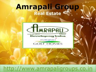 Amrapali Golf Homes With Affordable Price