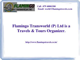 Flamingo Transworld Offers Dubai Tour Packages Services, Visa, Corporate Services