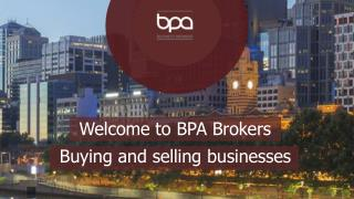Business for Sale - Best Business Brokers