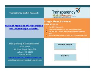 Nuclear Medicine Market - Global Trends and Forecast 2023