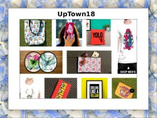 Buy the Coolest and Trendiest Customized Products Online – Uptown18