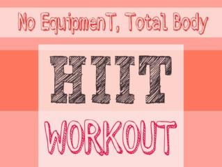 Hiit Workouts for Endurance Tonight