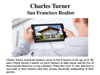 Charles Turner San Francisco Realtor